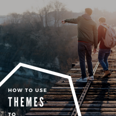 How to Use Themes to Plot a Novel