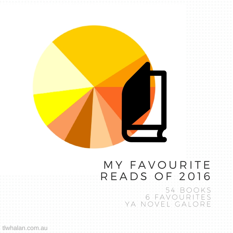 My favourite reads of 2016.