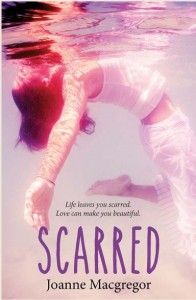 """Scarred"" by Joanne Macgregor."
